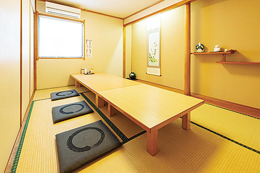 お座敷(3部屋)