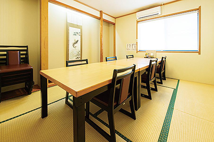 お座敷椅子(1部屋)