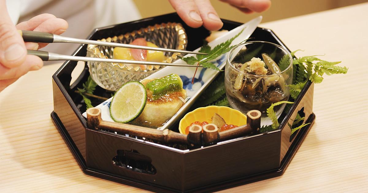 巴せり膳/日本料理 四季菜 巴せり